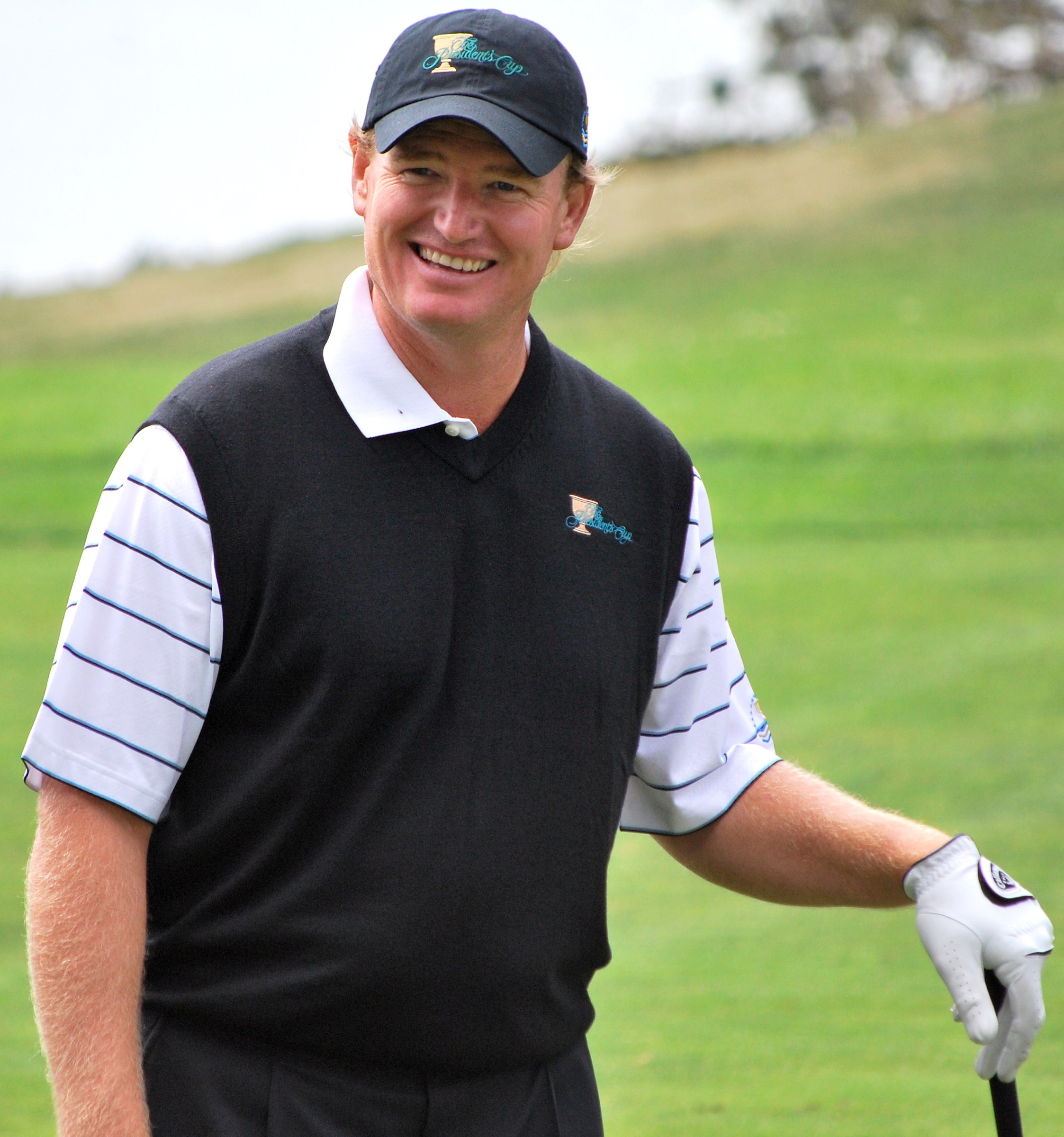 Photo Ernie Els cropped