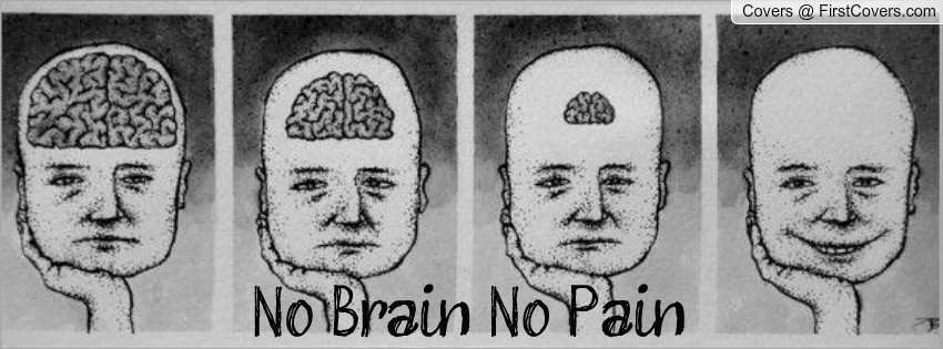 no brain no pain-428593